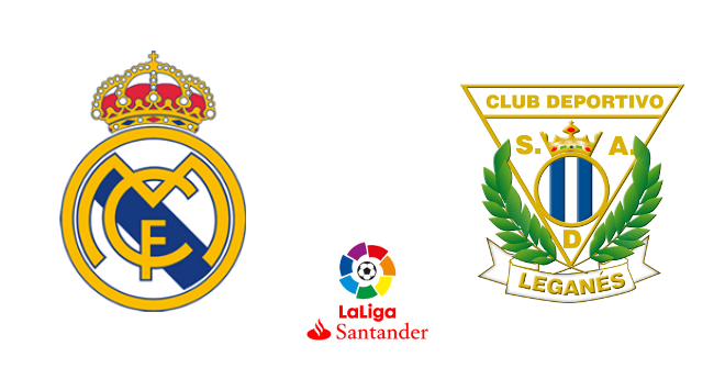 REAL MADRID vs LEGANES 06-11-2016